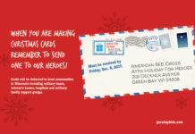 Mail for Heroes American Red Cross