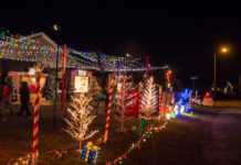 North Pole Kaukauna Christmas Lights