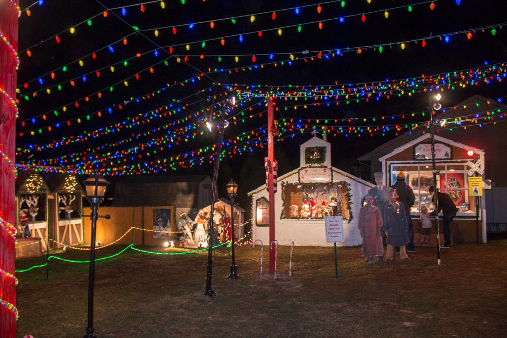 North Pole Kaukauna Christmas Lights