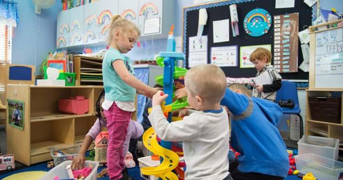 Headstart Preschool in Fox Valley
