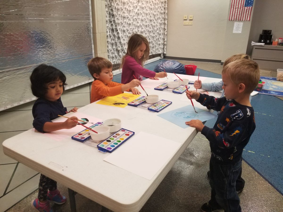 AppleTots Learning Center Preschool Tots
