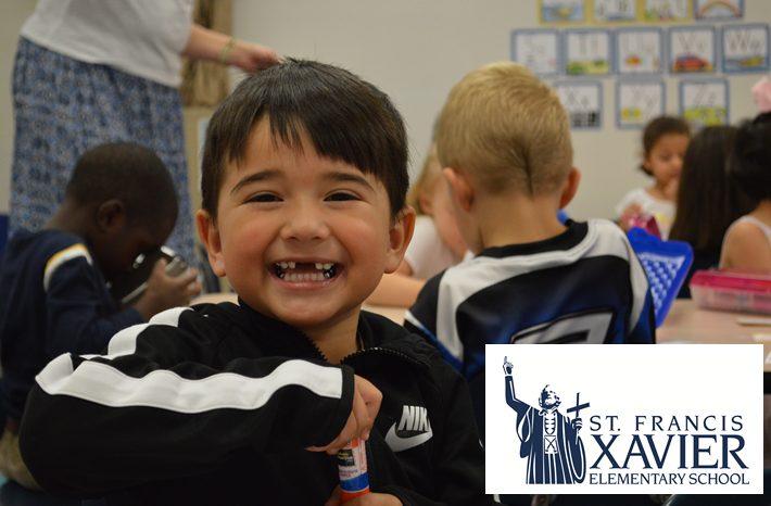 xavier preschool fox cities