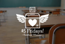 $5 Fridays Northeast Wisconsin Schools