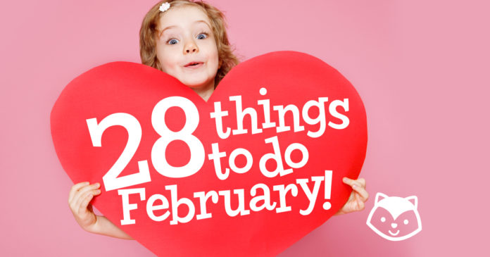 February Things to Do