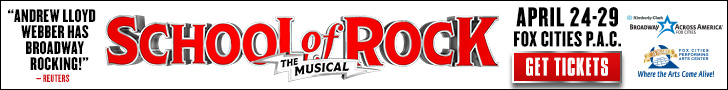 School of Rock Fox Cities PAC