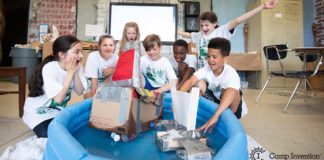 Summer Camp Invention