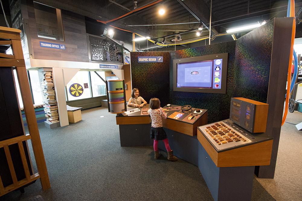 Betty Brinn Childrens Museum Milwaukee