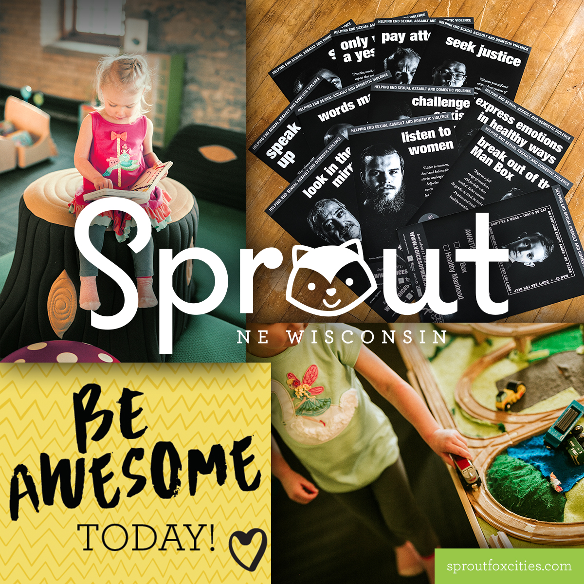 Sprout Fox Cities March 2018
