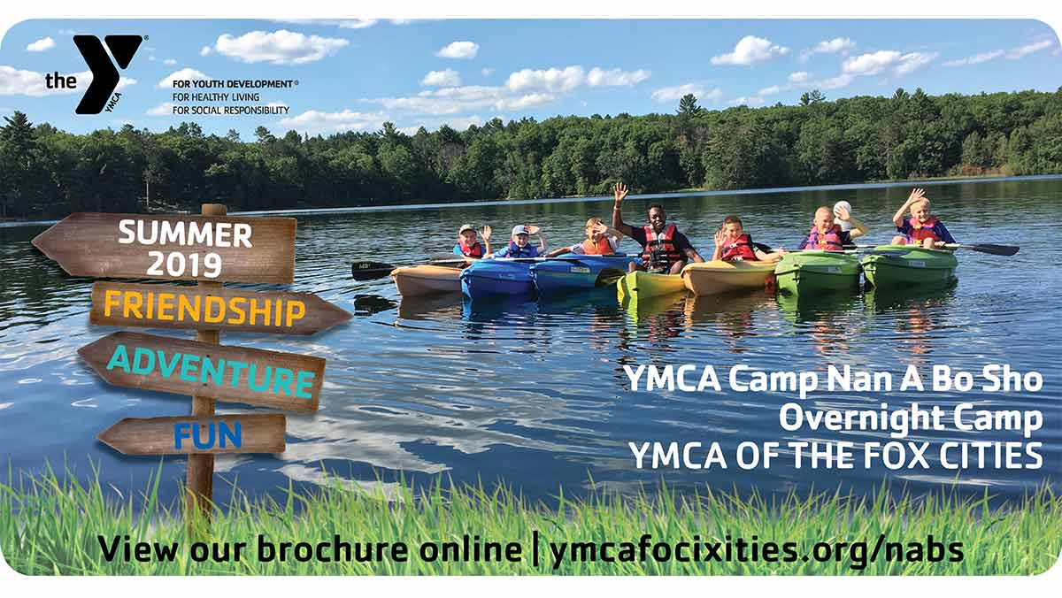 YMCA of the Fox Cities Summer Camps