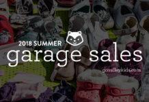 summer garage sales