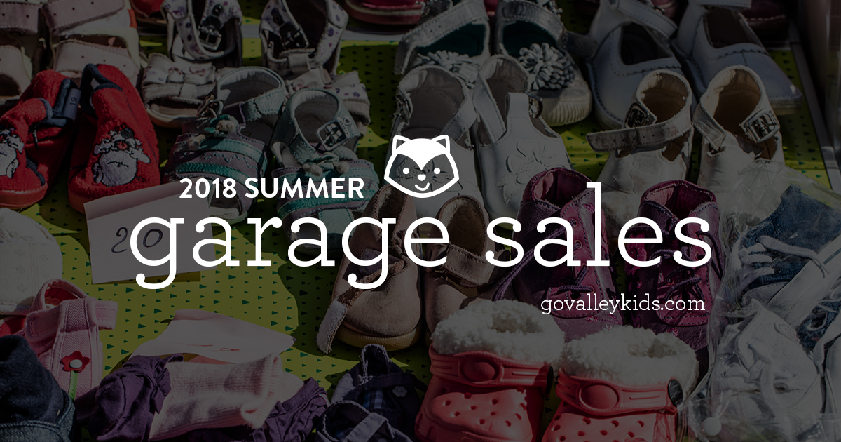 summer garage sales
