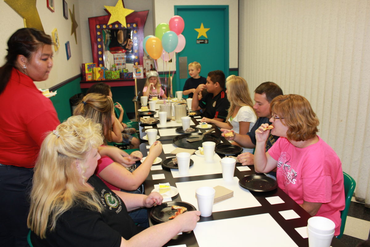 Funset Boulevard Birthday Parties