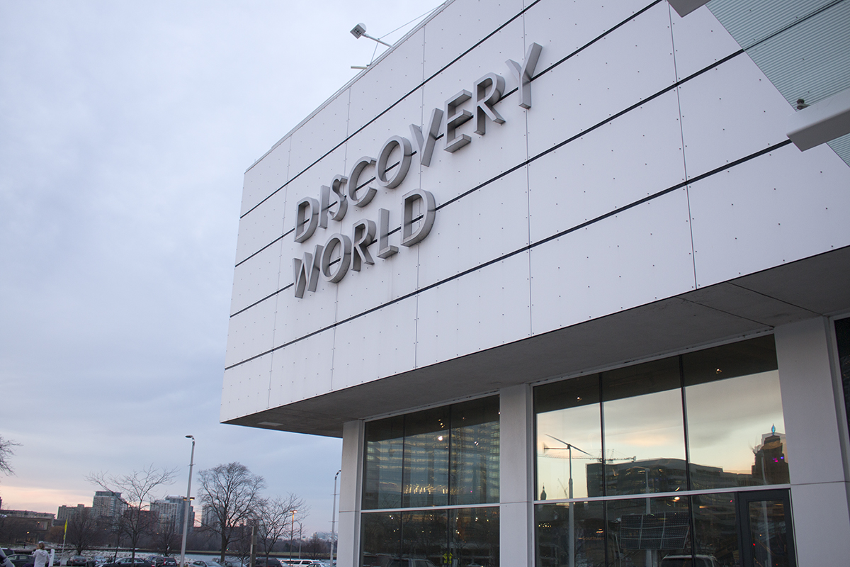 Discovery World Milwaukee