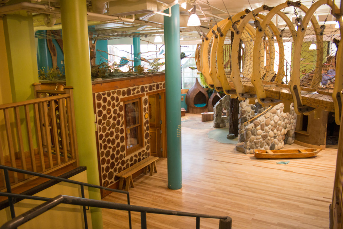 Madison Children\'s Museum, Madison Family Day Trip