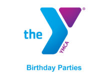 YMCA Birthday Parties