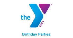 YMCA Birthday Parties