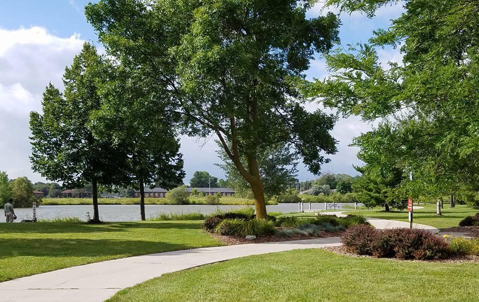 Memorial Park, Appleton