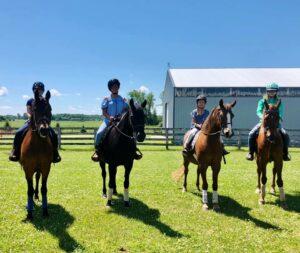 Amethyst Academy Horseback Riding Lessons