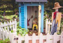 Bookworm Gardens, Sheboygan