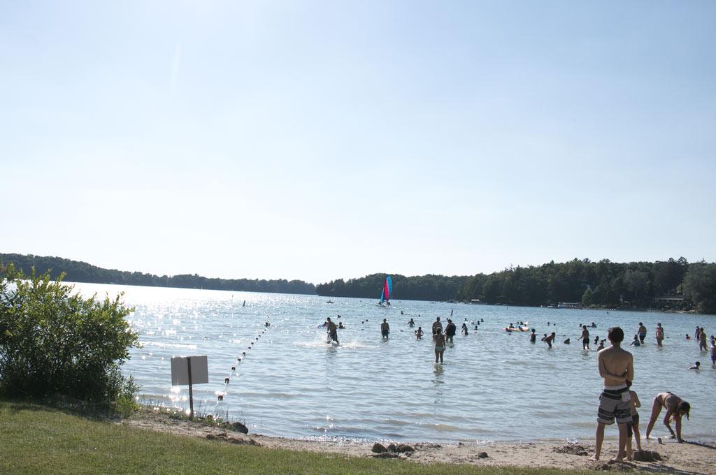 Beautiful Beaches In Northeast Wisconsin