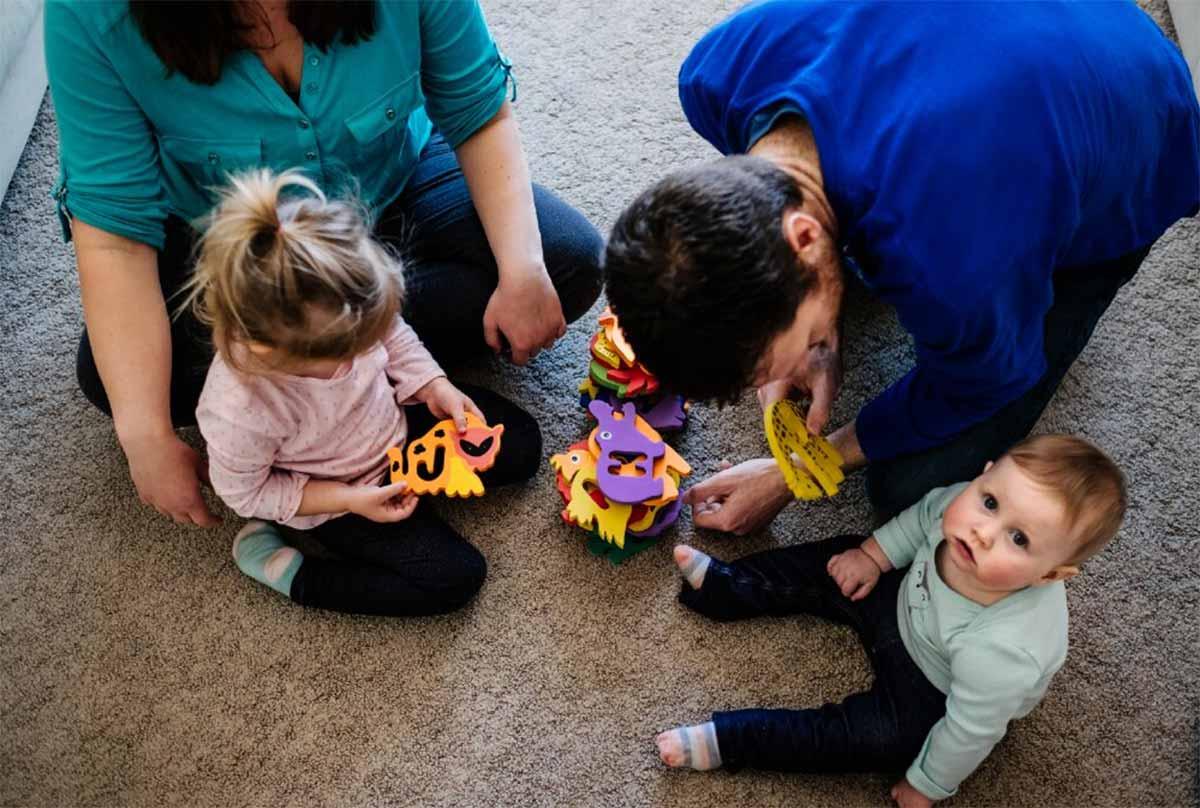 Family Fitness - Inspiring Parent