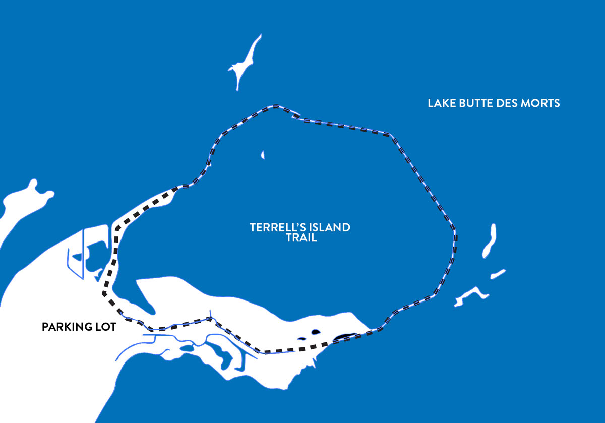 Terrell's Island, Omro