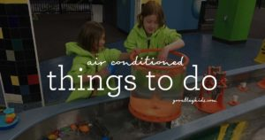 air-conditioned things to do