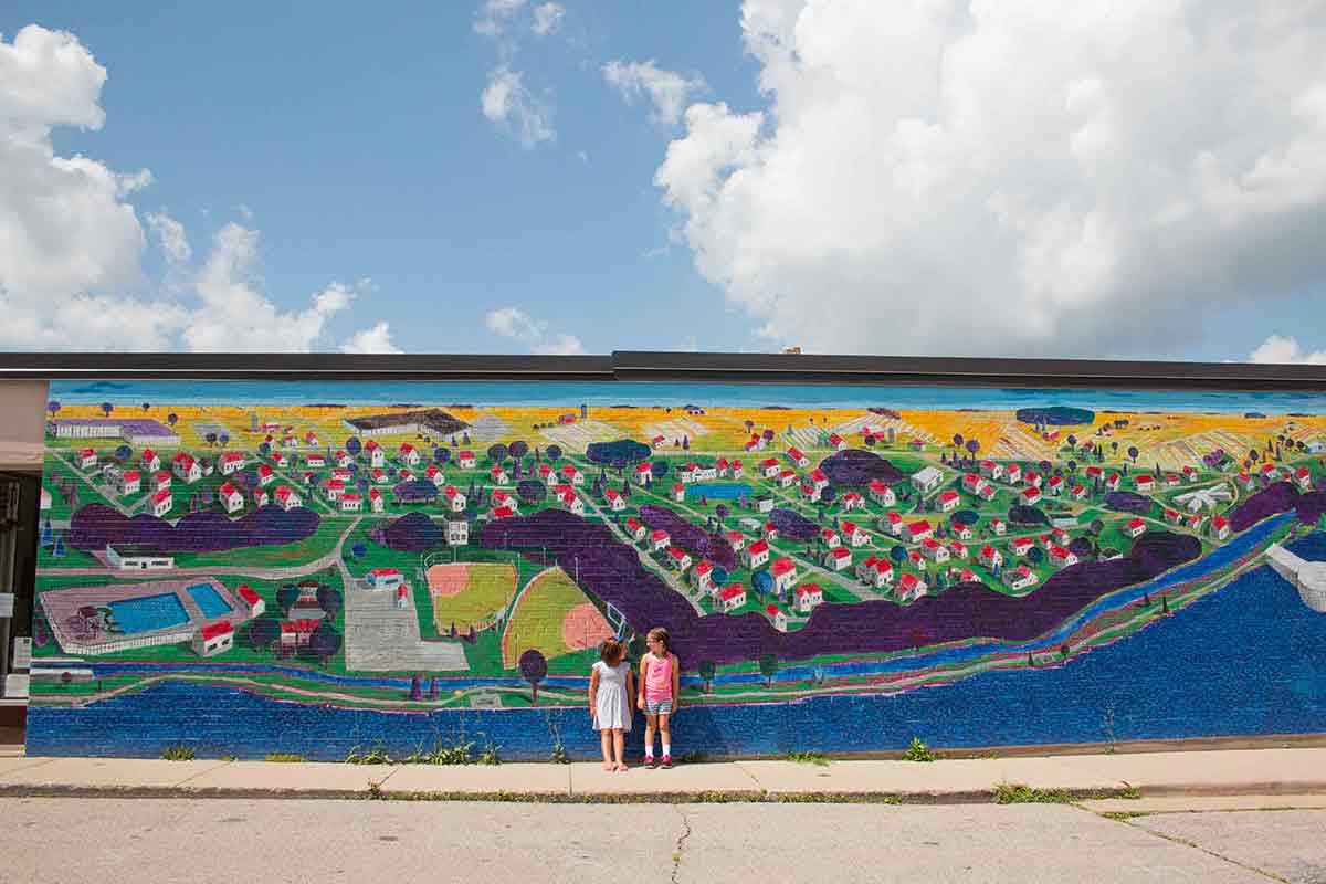 Little Chute Mural