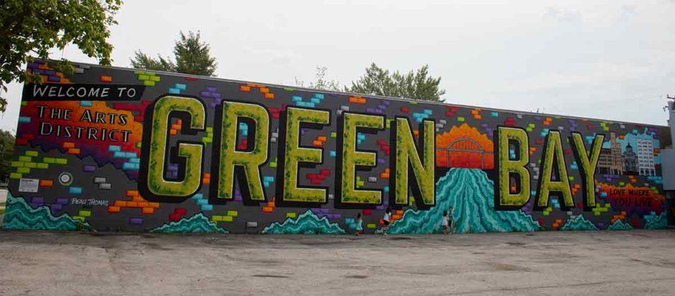 Green Bay Mural