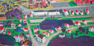 Murals in Little Chute Wisconsin