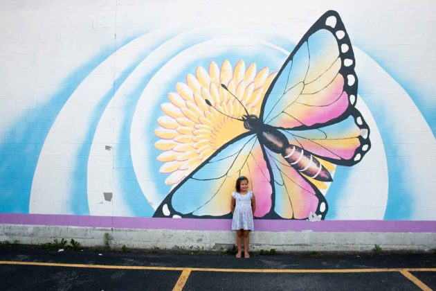BABES Mural Appleton