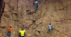 Rock Climbing in Northeast Wisconsin