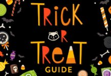 Trick or Treat Times 2019