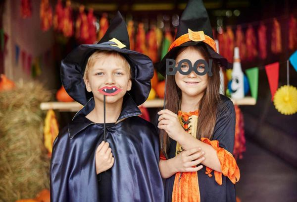 Halloween at the libraries