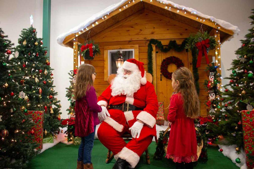 Northland Mall Santa