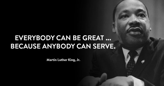 Celebrating Mlk Martin Luther King Jr Day With Service And Culture