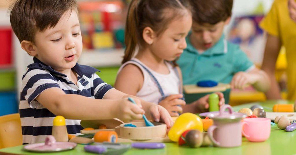 Oshkosh Preschool Guide