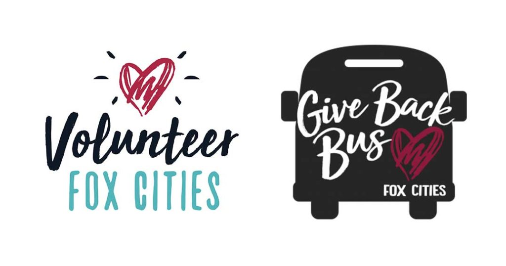 Volunteer Fox Cities Give Back Bus
