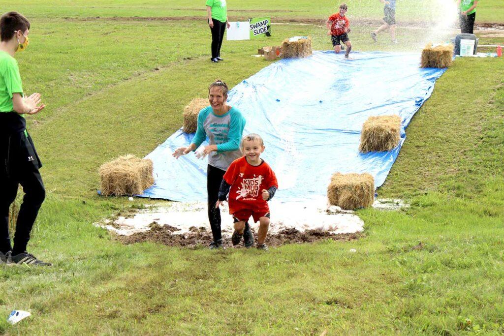 Oshkosh YMCA Mud Run