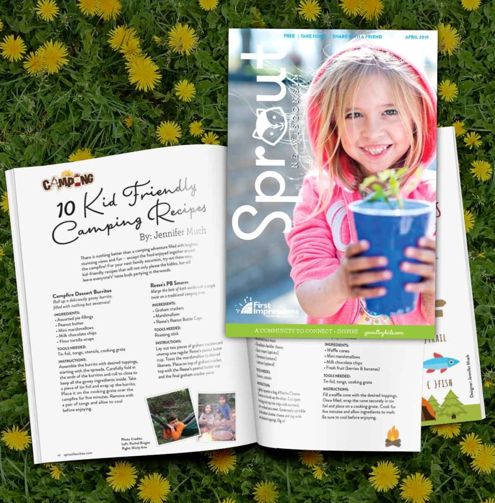 Sprout Fox Cities Magazine