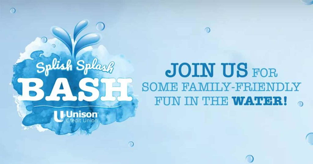 Unison Credit Union Splish Splash Bash
