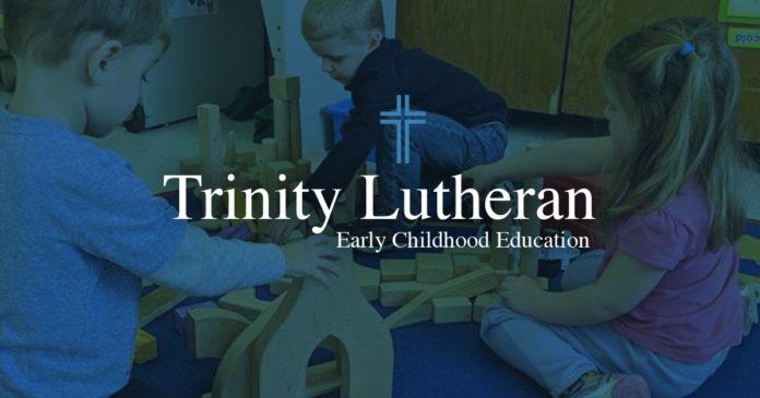 Trinity Preschool in Menasha