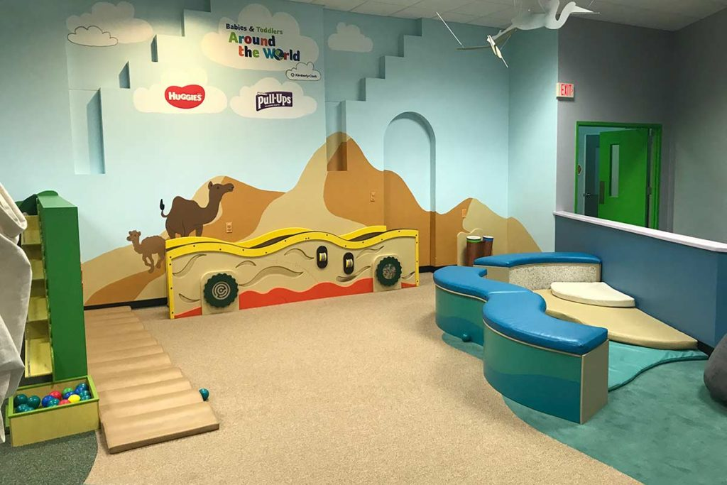Building for Kids Appleton Children's Museum