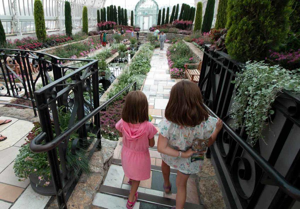 Como Park Zoo & Conservatory St Paul Minnesota