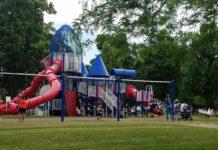 Riverside Park Rocket Park Neenah