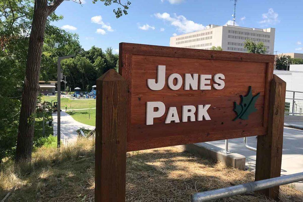 Jones Park Appleton