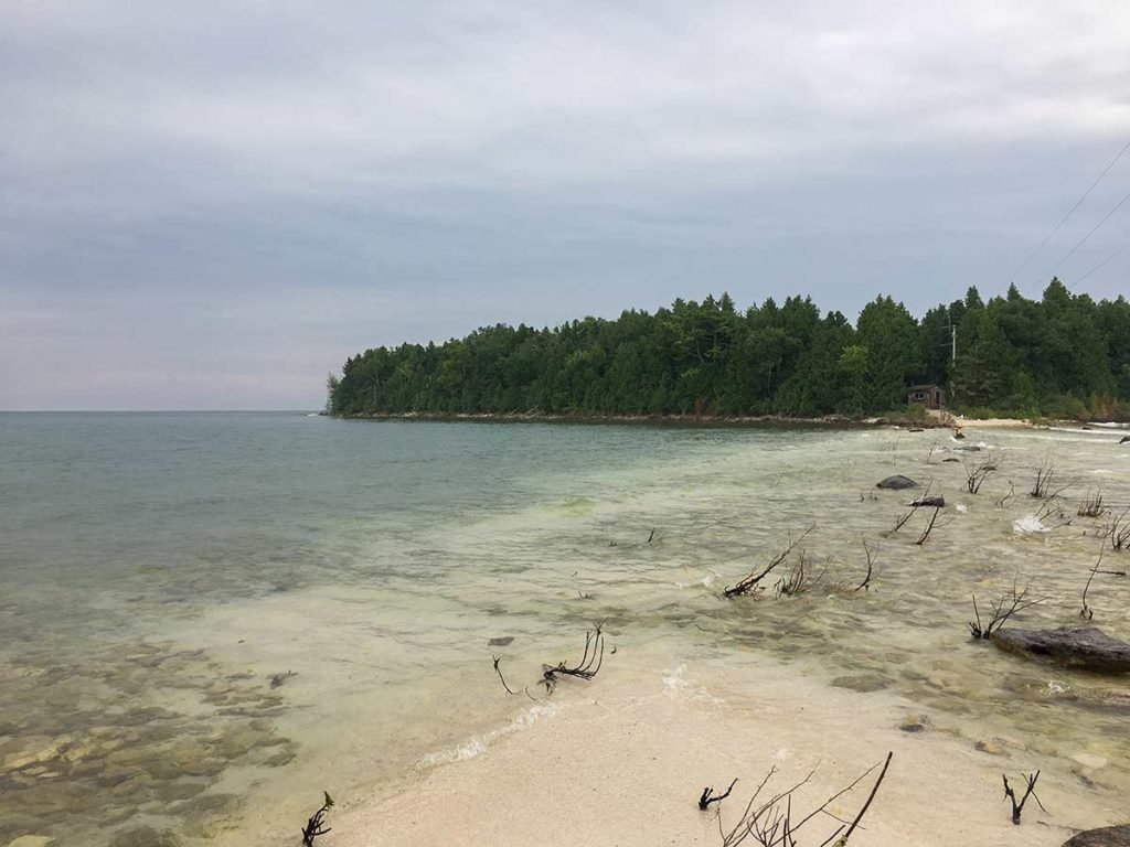 Cana Island, Baileys Harbor, Door County