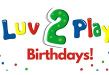 Luv 2 Play Birthdays
