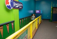 Baseball at Building for Kids Childrens Museum Appleton
