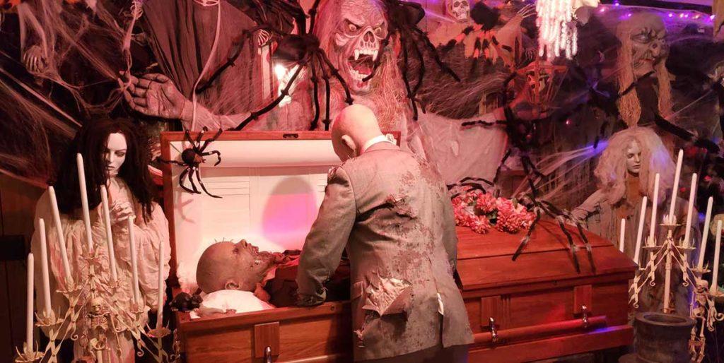 Louise Street Spooky House, Kimberly